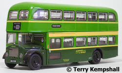 Britbus DL001 - LT Museum Aldershot & District Dennis Loline