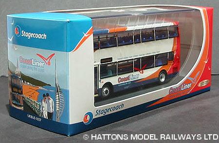 UKBUS 1027 Model Packaging