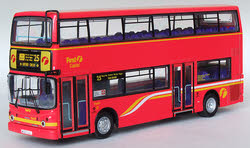CMNL Double Deck Buses