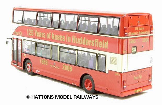 Modelbuszone Cmnl Model Ukbus 4016 First West