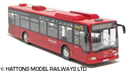 Modelbuszone - CMNL Model UKBUS 5001 - First Riverside