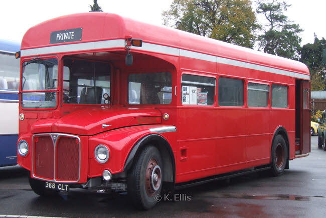 Efe Zone Model 37801 London Transport Aec Routemaster