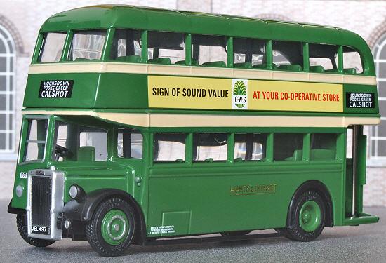 Model Bus Zone Hants Amp Dorset Efe Models