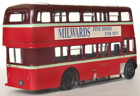 Efe Zone Model 19708 City Of Oxford Motor Service Aec