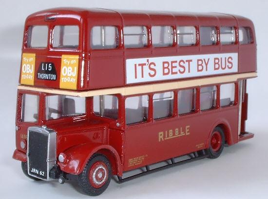 EFE Zone - Model 20002 - Ribble Motor Services Leyland ...