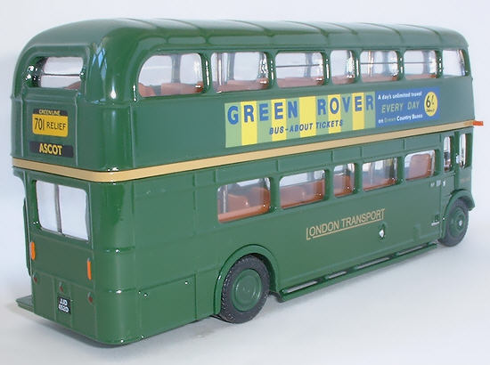 EFE Zone - Model 25509 - London Transport Long AEC