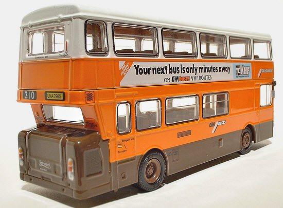 EFE Zone - Model 28604 - G.M. Buses (City Central branding)