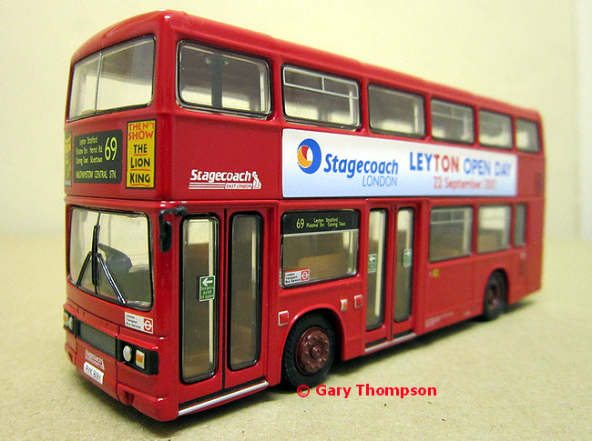 Efe Zone Model 28816a Stagecoach East London Leyland