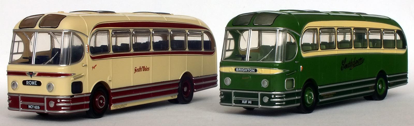 OXFORD 76WFL002 Weymann Fanfare Triumph Leyland 1//76 Scale New in Case T48 Post