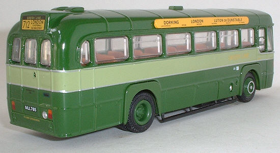 Efe Zone Model 23201gs London Transport Green Line