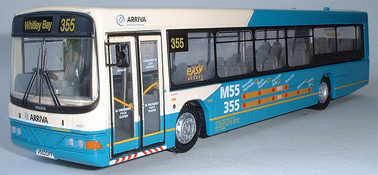 EFE Zone - Model 27605 - Arriva Northumbria Wright Renown ...