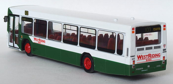 Efe Zone Model 27626 West Riding Volvo B10b Wright