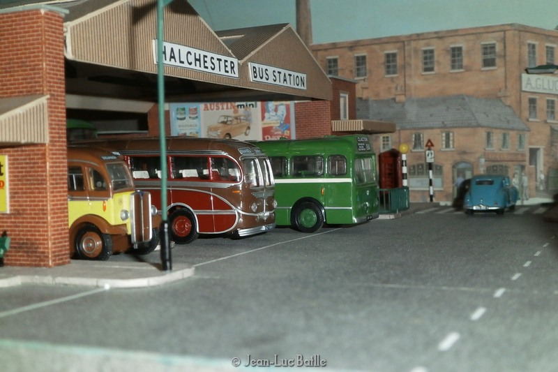 Model Bus Zone Gallery Dioramas Amp Layouts