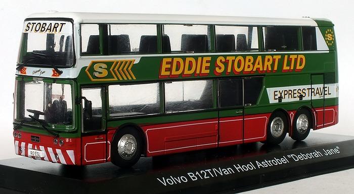 Modelbuszone - Atlas 4664122 - Eddie Stobart Volvo B12T ...