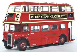 1//76 AEC Routemaster EFE 15605BA LT RM 1277 Route 73 Norbiton Garage Open Day