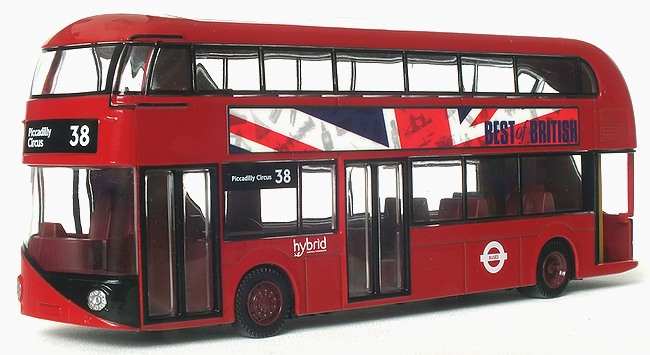 ooc zone model gs89201 arriva london new bus for