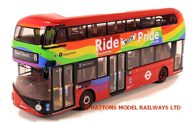 Ooc Zone Model Om46618a Stagecoach London Ride With