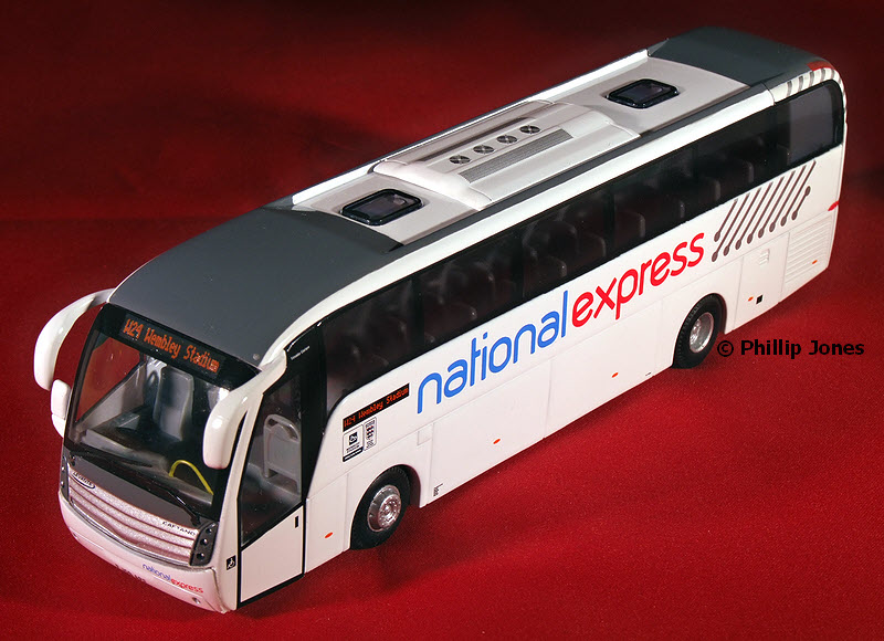 national express reviews