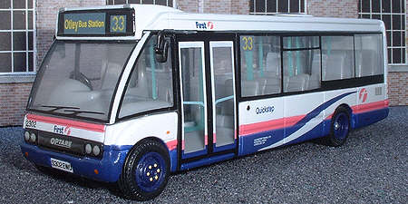 OOC  OM44103 -- Optare Solo Dingle Deck Bus