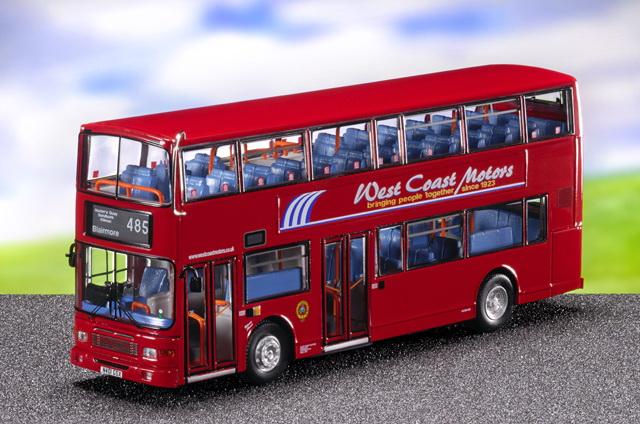 Model buses model of the moment for West motor company kingston