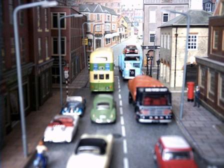 Model Buses Modelling Tips