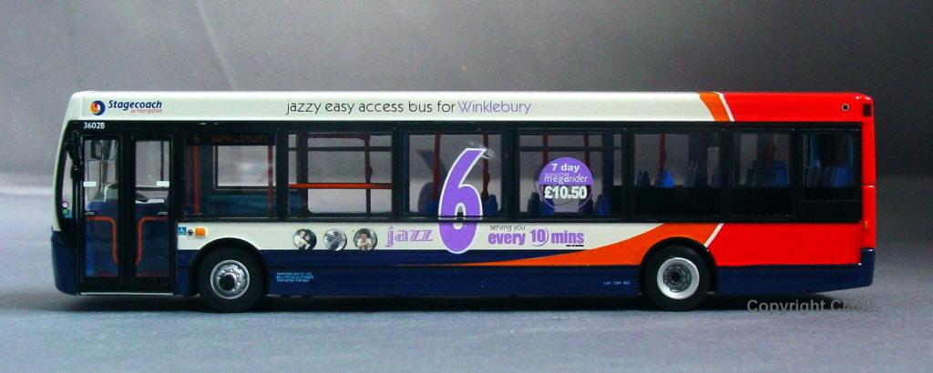 Model Buses Model Of The Moment