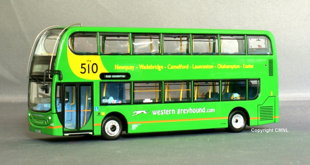 Model Buses Model of the Moment